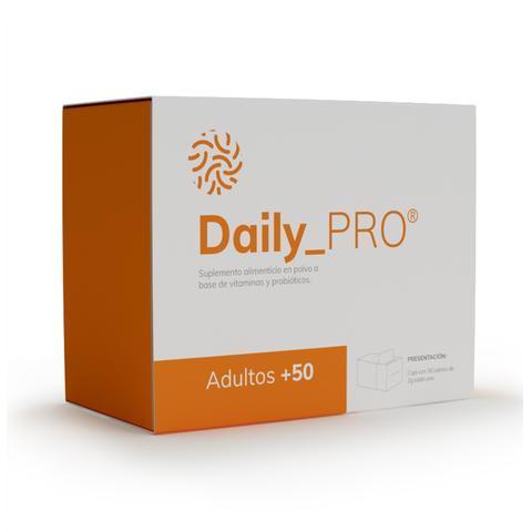 Daily Pro  + 50 años