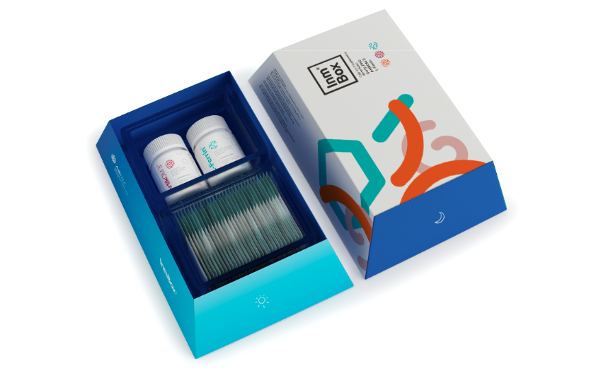 INMBOX Paquete Inmunitario para 1 mes