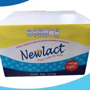 caja de newlact